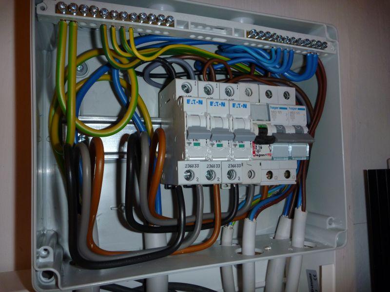 Elektroinstallation | Elektriker Gebäudetechniker Scheyern